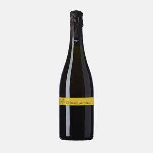 Vino Bianco spumante Ancestrale Pinot Nero Castello di Stefanago