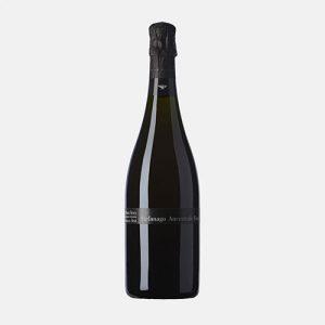 Vino Rosato spumante Ancestrale Rosè Pinot Nero Castello di Stefanago