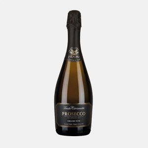 Vino Bianco spumante Prosecco DOC Brut Fidora