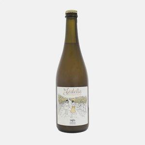 Vino bianco frizzante Fedelie Bianco Cantina Marillina