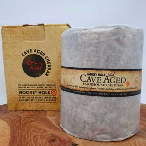 CHEDDAR CAVE AGED FARMHOUSE